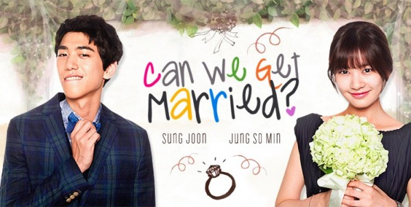 Can We Get Married Poster