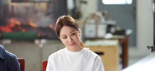 ban ji yeon witch's romance